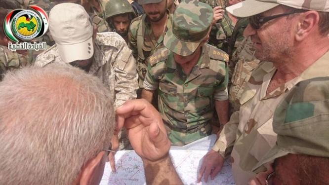 Quân đội Syria ác chiến IS tử thủ trên sa mạc tỉnh Homs – Deir Ezzor ảnh 3