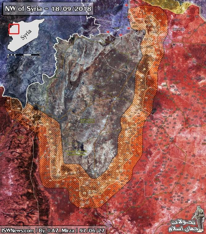"""Thế lực đen """"giăng bẫy"""" bắn hạ IL-20 Nga, khủng bố Syria bác bỏ thỏa thuận khu phi quân sự Nga - Thổ Nhĩ Kỳ ảnh 1"""