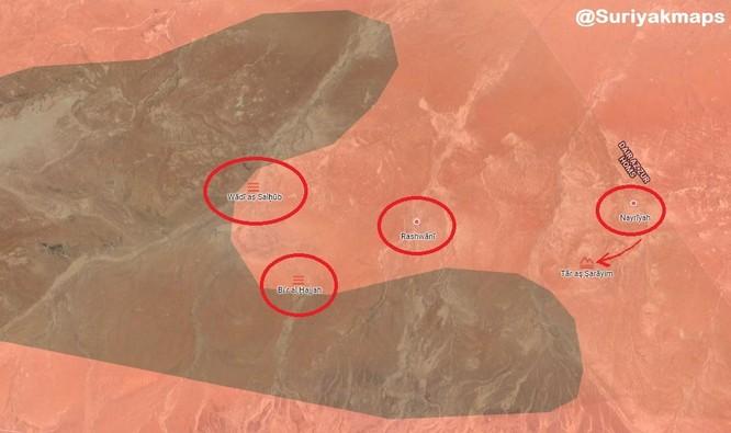 Quân tinh nhuệ Syria đánh tan IS phản công, diệt nhiều tay súng khủng bố ở sa mạc tỉnh Homs ảnh 1