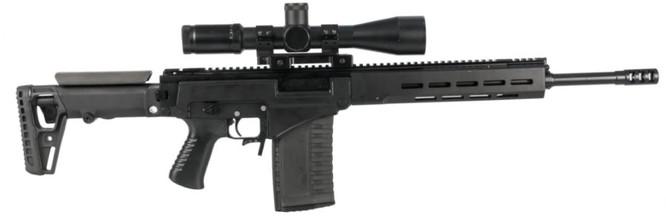Putin vào vai Sniper thử súng trường bắn tỉa ảnh 1