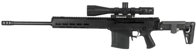 Putin vào vai Sniper thử súng trường bắn tỉa ảnh 2