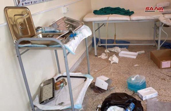 Quân đội Syria chiếm bệnh viện dã chiến thánh chiến, bắt sống 7 tay súng IS trên sa mạc Homs ảnh 2