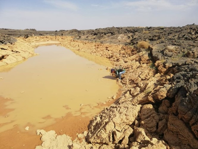 Quân đội Syria đè bẹp IS, chiếm hoàn toàn nguồn nước trong tử địa Al-Safa ảnh 2
