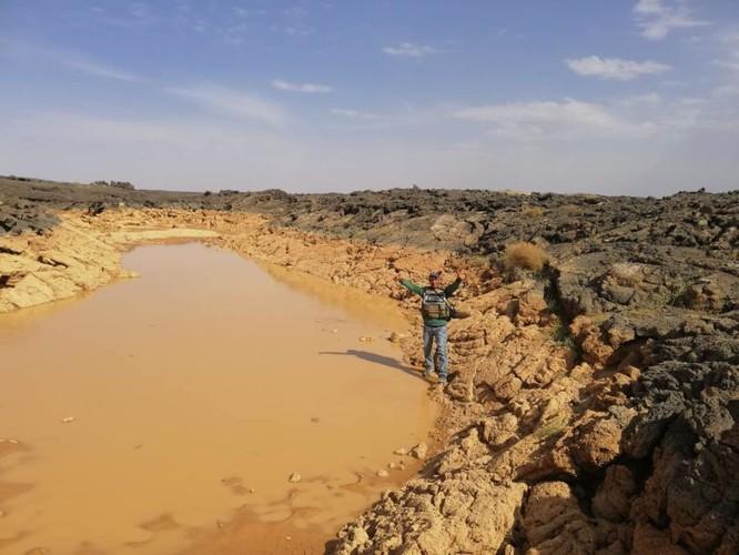 Quân đội Syria đè bẹp IS, chiếm hoàn toàn nguồn nước trong tử địa Al-Safa ảnh 5