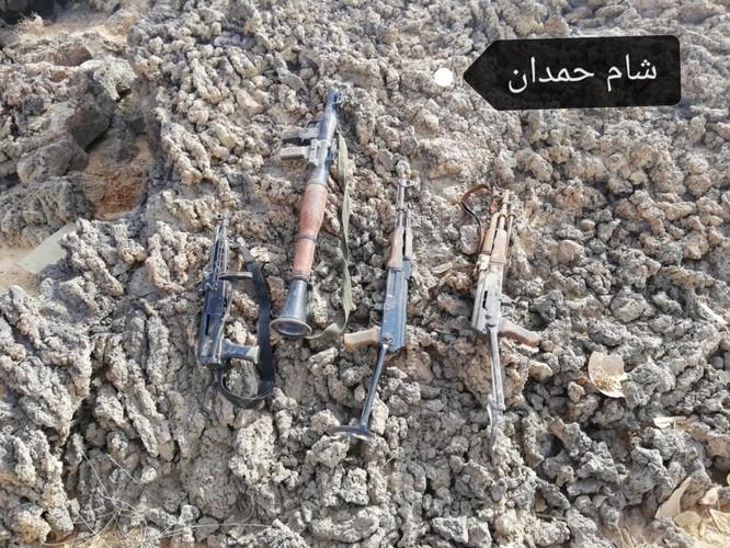 Quân đội Syria đè bẹp IS, chiếm hoàn toàn nguồn nước trong tử địa Al-Safa ảnh 6