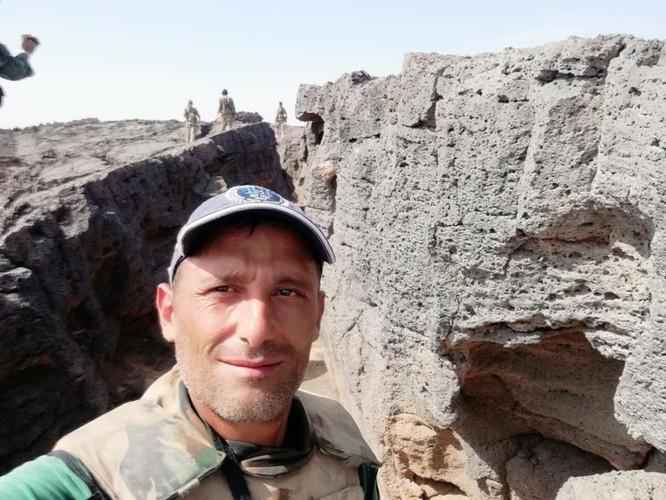 Quân đội Syria đè bẹp IS, chiếm hoàn toàn nguồn nước trong tử địa Al-Safa ảnh 7