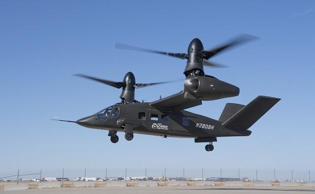 Lính thủy đánh bộ Mỹ sẽ được trang bị trực thăng robot ảnh 1