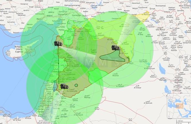 """Trị S-300 Nga tại Syria, Mỹ-Israel định tung cặp """"song sát"""" F-22, F-35 vào trận ảnh 1"""