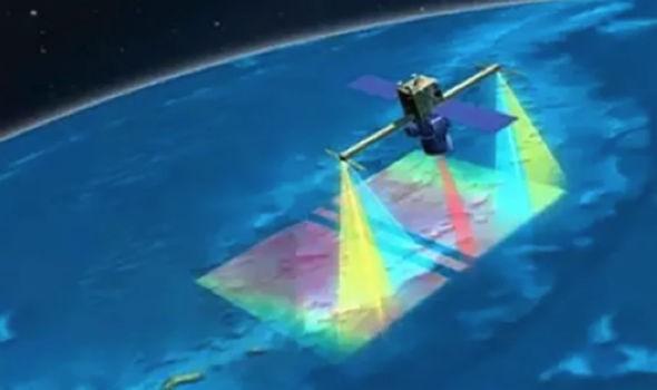"""Mỹ có """"sát thủ đại dương"""" mới, Trung Quốc khoe phát triển vệ tinh chống ngầm bằng laser ảnh 1"""