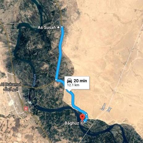 Chiến sự Syria: SDF diệt hàng trăm tay súng IS trong chiến dịch tấn công Euphrates ảnh 1