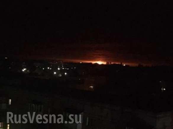 Nổ kho vũ khí kỹ thuật khổng lồ của quân đội Ukraine ảnh 1