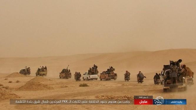 Chiến sự Syria: SDF hứng thất bại thảm khốc, mất 25 binh sĩ ở Deir Ezzor ảnh 1