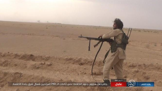 Chiến sự Syria: SDF hứng thất bại thảm khốc, mất 25 binh sĩ ở Deir Ezzor ảnh 3