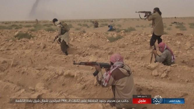 Chiến sự Syria: SDF hứng thất bại thảm khốc, mất 25 binh sĩ ở Deir Ezzor ảnh 4