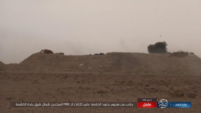 Chiến sự Syria: SDF hứng thất bại thảm khốc, mất 25 binh sĩ ở Deir Ezzor ảnh 5