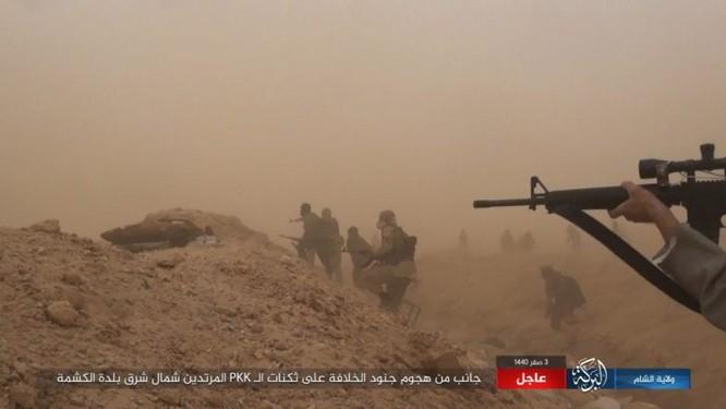 Chiến sự Syria: SDF hứng thất bại thảm khốc, mất 25 binh sĩ ở Deir Ezzor ảnh 6