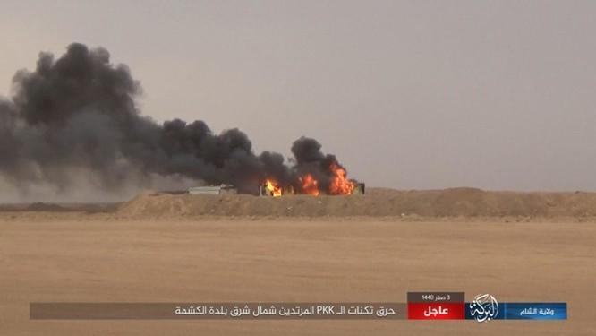 Chiến sự Syria: SDF hứng thất bại thảm khốc, mất 25 binh sĩ ở Deir Ezzor ảnh 10