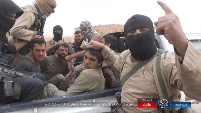 Chiến sự Syria: SDF hứng thất bại thảm khốc, mất 25 binh sĩ ở Deir Ezzor ảnh 11