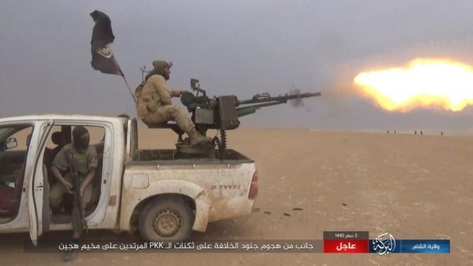 Chiến sự Syria: SDF hứng thất bại thảm khốc, mất 25 binh sĩ ở Deir Ezzor ảnh 13