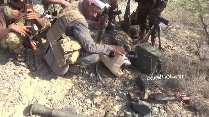 Chiến binh Houthi tập kích chiếm tên lửa chống tăng hiện đại nhất của Ả rập Xê-út ảnh 1