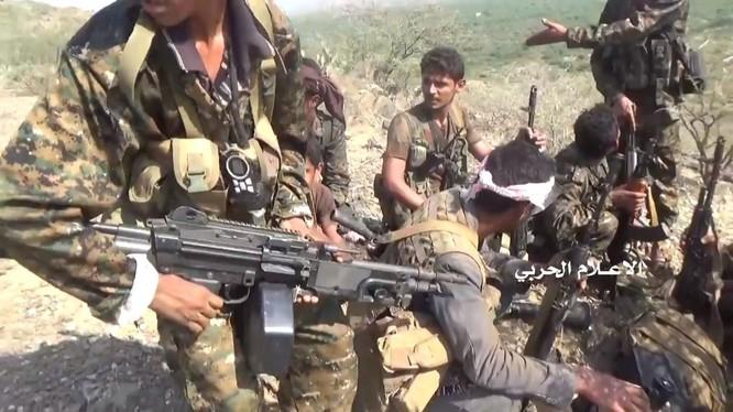 Chiến binh Houthi tập kích chiếm tên lửa chống tăng hiện đại nhất của Ả rập Xê-út ảnh 3