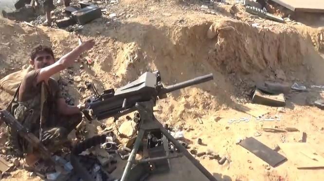 Chiến binh Houthi tập kích chiếm tên lửa chống tăng hiện đại nhất của Ả rập Xê-út ảnh 6