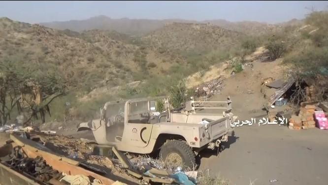 Chiến binh Houthi tập kích chiếm tên lửa chống tăng hiện đại nhất của Ả rập Xê-út ảnh 7