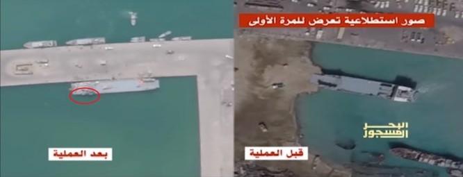 Truyền thông Yemen tung video khoe sức mạnh đặc nhiệm hải quân Houthi ảnh 1