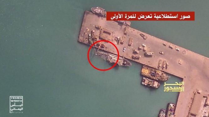 Truyền thông Yemen tung video khoe sức mạnh đặc nhiệm hải quân Houthi ảnh 2