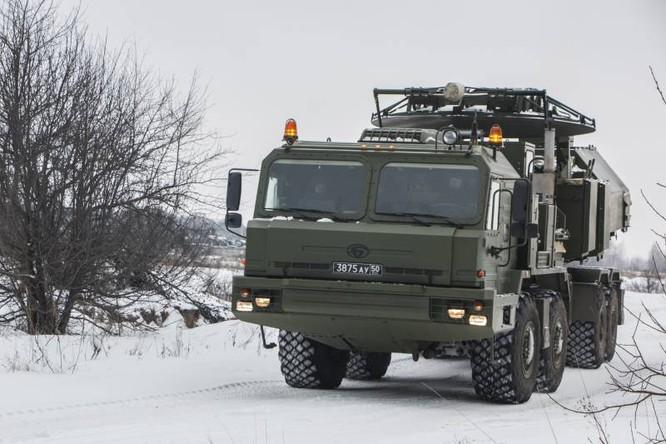 Nga có vũ khí tác chiến điện từ chuyên chế áp máy bay cảnh báo sớm từ khoảng cách 400 km ảnh 1