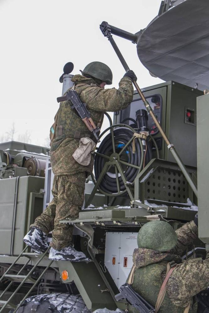 Nga có vũ khí tác chiến điện từ chuyên chế áp máy bay cảnh báo sớm từ khoảng cách 400 km ảnh 4