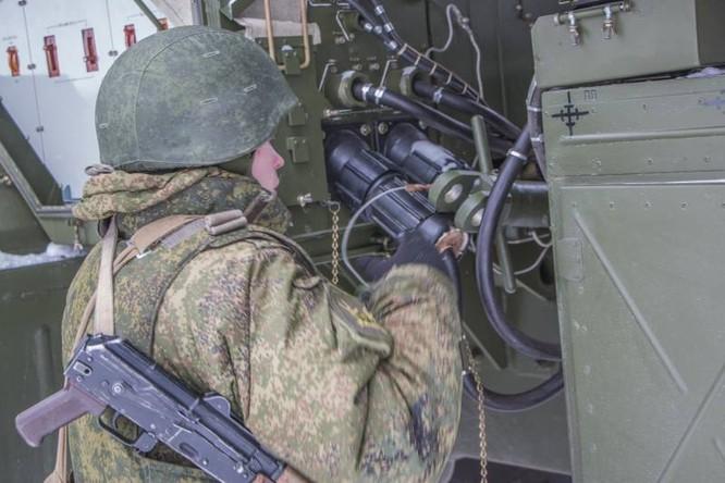 Nga có vũ khí tác chiến điện từ chuyên chế áp máy bay cảnh báo sớm từ khoảng cách 400 km ảnh 5