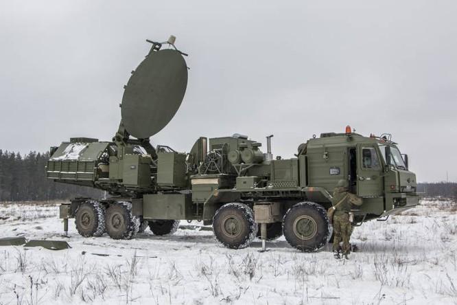 Nga có vũ khí tác chiến điện từ chuyên chế áp máy bay cảnh báo sớm từ khoảng cách 400 km ảnh 7
