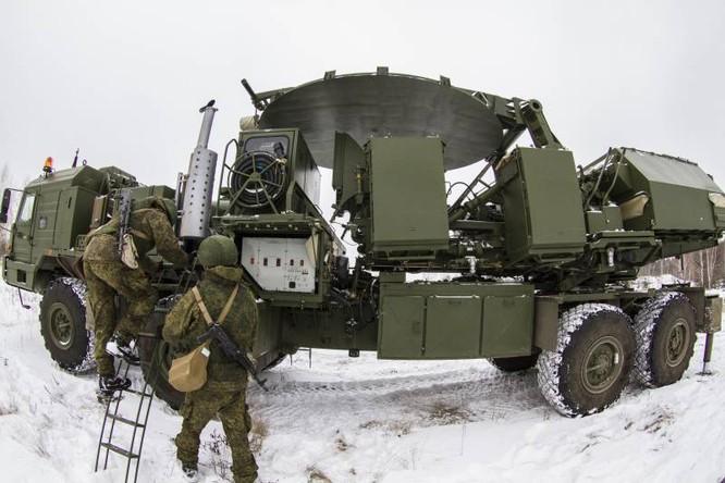 Nga có vũ khí tác chiến điện từ chuyên chế áp máy bay cảnh báo sớm từ khoảng cách 400 km ảnh 9