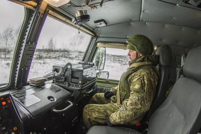 Nga có vũ khí tác chiến điện từ chuyên chế áp máy bay cảnh báo sớm từ khoảng cách 400 km ảnh 11