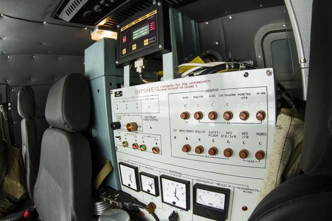 Nga có vũ khí tác chiến điện từ chuyên chế áp máy bay cảnh báo sớm từ khoảng cách 400 km ảnh 12