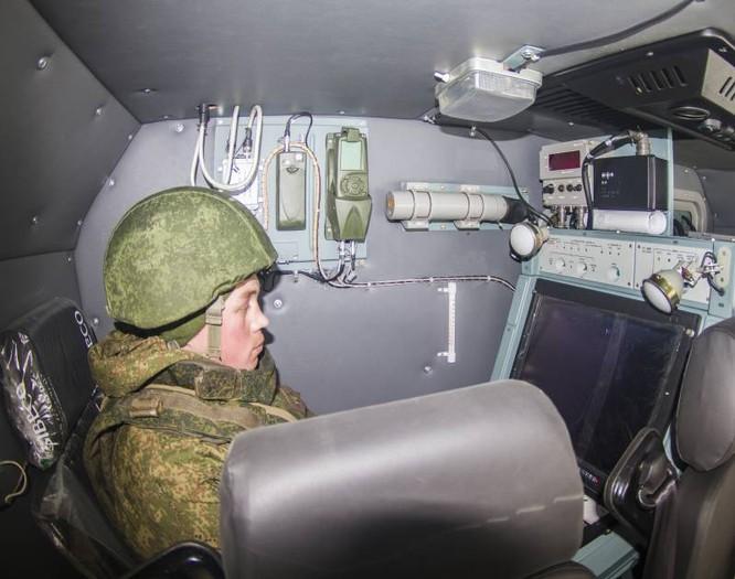 Nga có vũ khí tác chiến điện từ chuyên chế áp máy bay cảnh báo sớm từ khoảng cách 400 km ảnh 14