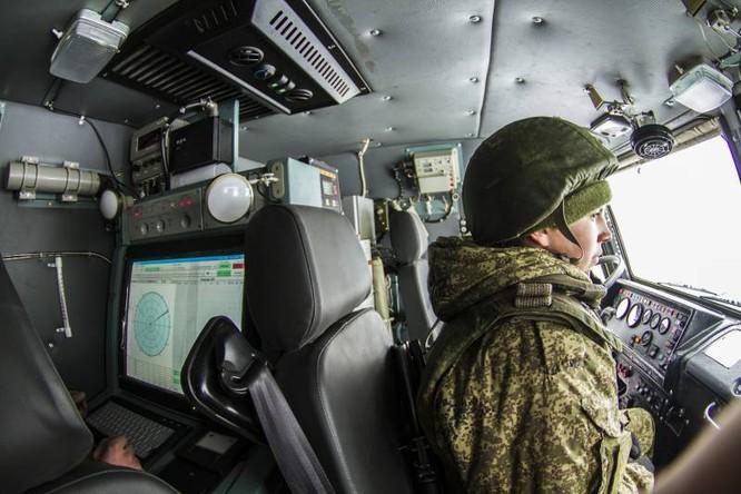Nga có vũ khí tác chiến điện từ chuyên chế áp máy bay cảnh báo sớm từ khoảng cách 400 km ảnh 15
