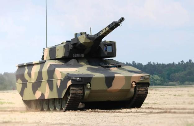 Đấu T-15 Armata của Nga, hãng Đức phát triển thiết giáp hạng nặng Lynx ảnh 7