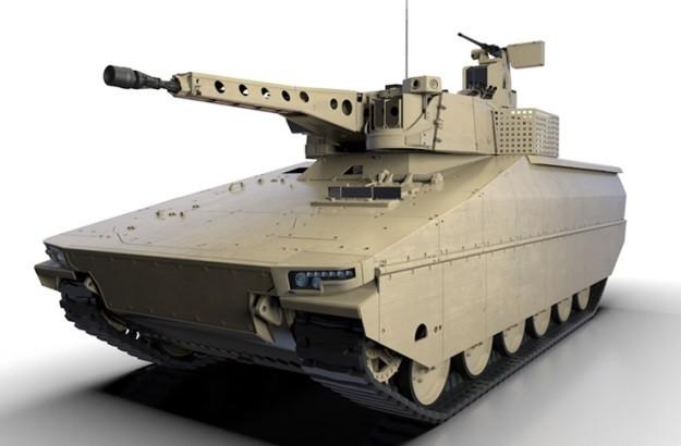 Đấu T-15 Armata của Nga, hãng Đức phát triển thiết giáp hạng nặng Lynx ảnh 1