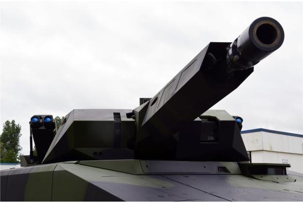 Đấu T-15 Armata của Nga, hãng Đức phát triển thiết giáp hạng nặng Lynx ảnh 3