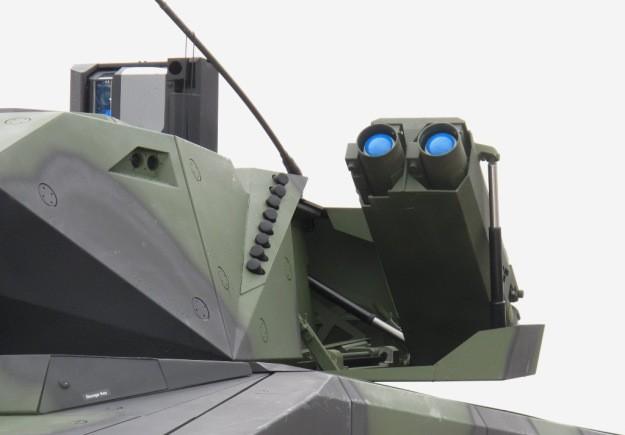 Đấu T-15 Armata của Nga, hãng Đức phát triển thiết giáp hạng nặng Lynx ảnh 4