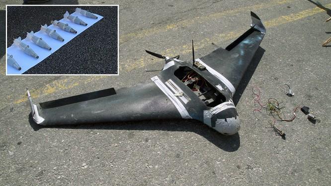 Tướng Nga tố Mỹ trực tiếp điều khiển các UAV tấn công sân bay Khmeimim, Latakia Syria ảnh 2