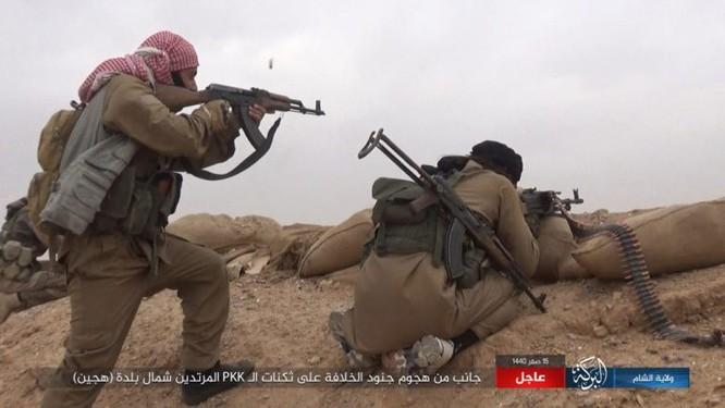 Lực lượng Dân chủ Syria diệt 37 tay súng khủng bố, IS công bố ảnh chiến thắng người Kurd ảnh 2