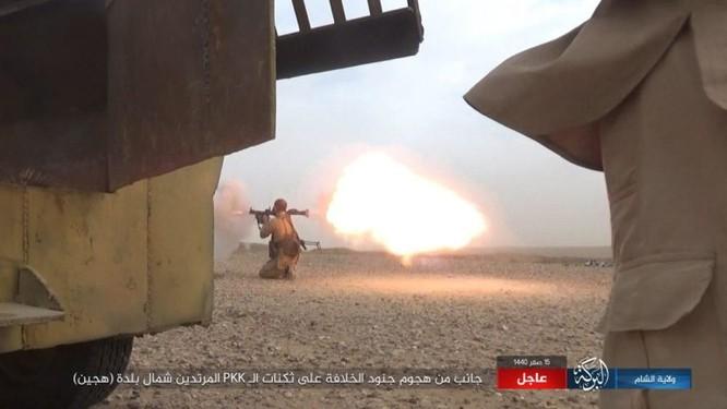 Lực lượng Dân chủ Syria diệt 37 tay súng khủng bố, IS công bố ảnh chiến thắng người Kurd ảnh 3