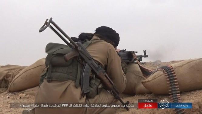 Lực lượng Dân chủ Syria diệt 37 tay súng khủng bố, IS công bố ảnh chiến thắng người Kurd ảnh 4