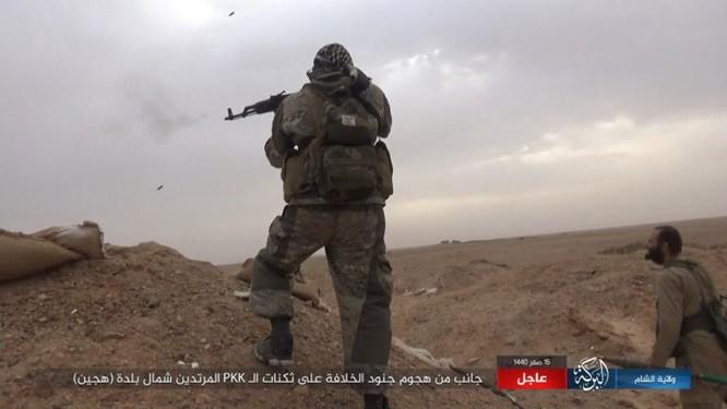 Lực lượng Dân chủ Syria diệt 37 tay súng khủng bố, IS công bố ảnh chiến thắng người Kurd ảnh 6