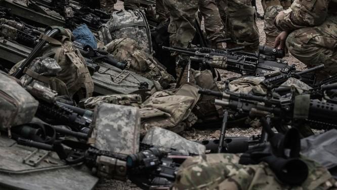 """Diễn tập Trident Juncture 2018: NATO thực chiến mô phỏng, chống lại kẻ thủ """"Nga""""? ảnh 1"""