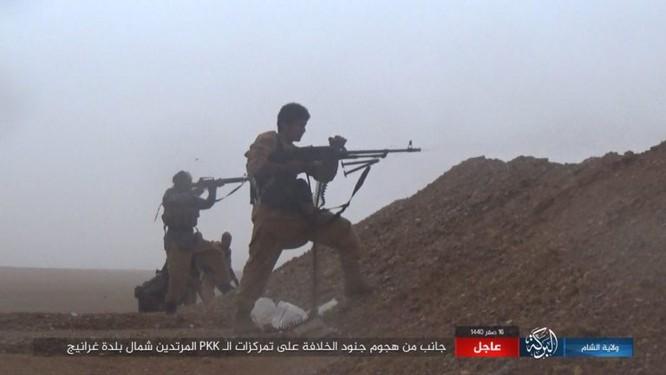 IS thắng - Lực lượng SDF mất hàng chục chiến binh tại Deir Ezzor ảnh 8