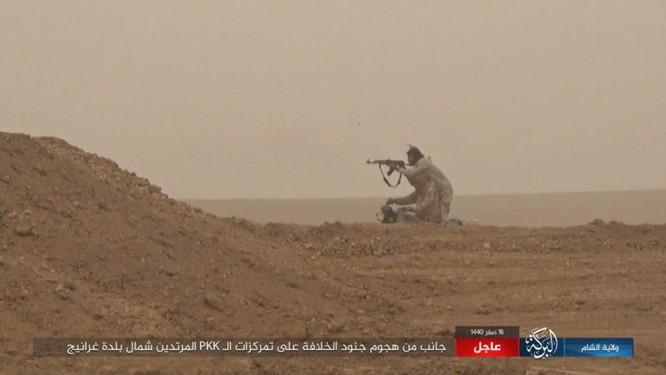 IS thắng - Lực lượng SDF mất hàng chục chiến binh tại Deir Ezzor ảnh 9